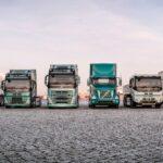 Volvo's range of electric trucks